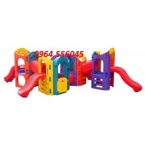 Bộ liên hoàn cầu trượt 4 khối DK004-4