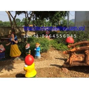 Hình ảnh vườn cổ tích
