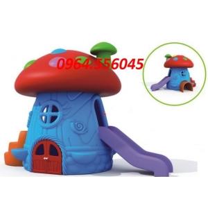 Nhà nấm vui chơi cho bé DK056-1