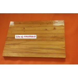 Phản nằm gỗ thông Mã DK 207
